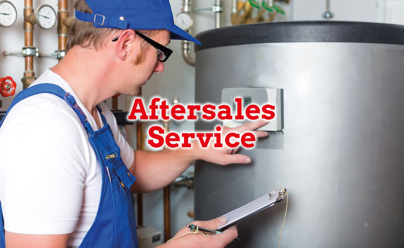 Heating Aftersales Service Mobile