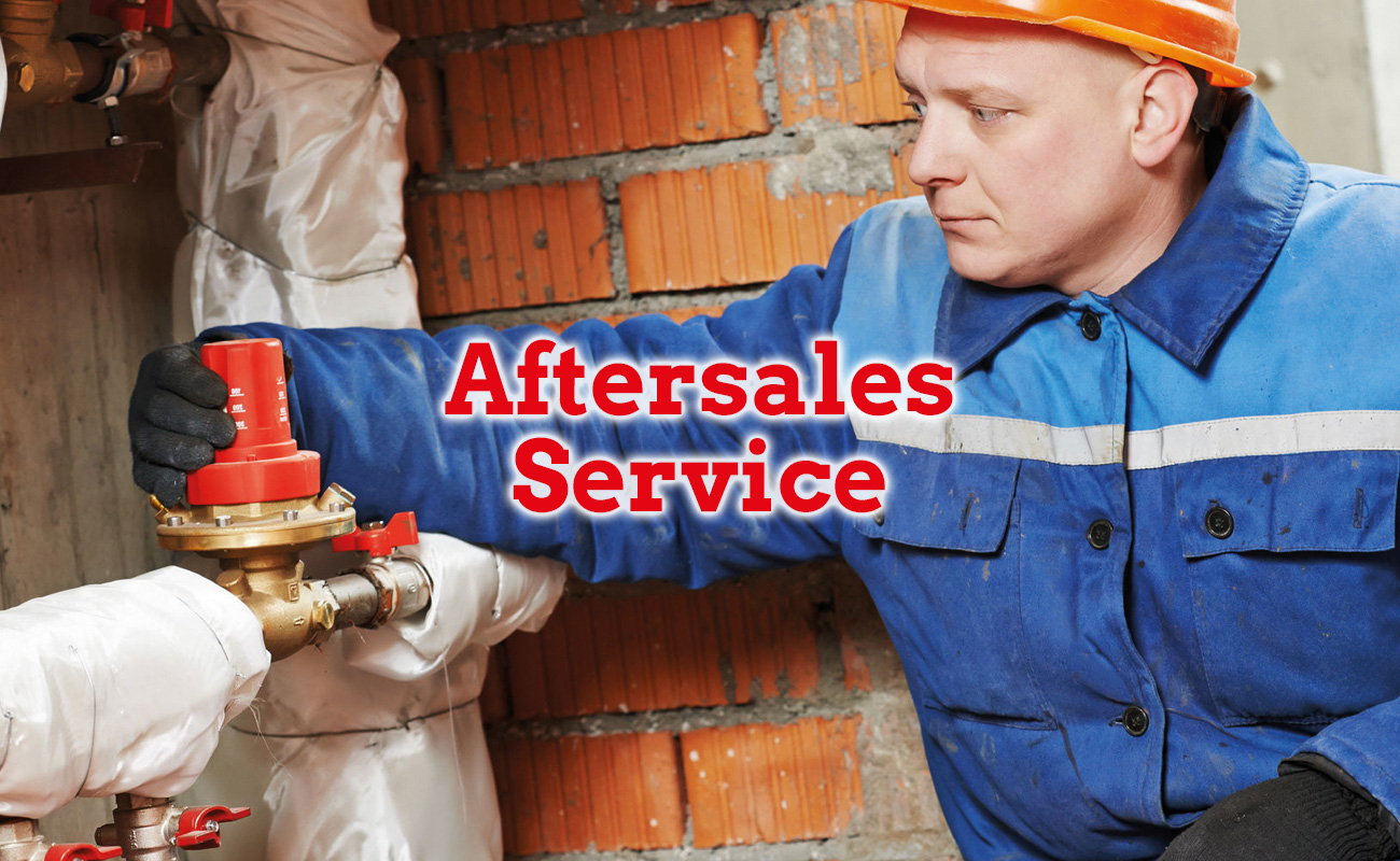 Ventilation Aftersales Service Mobile