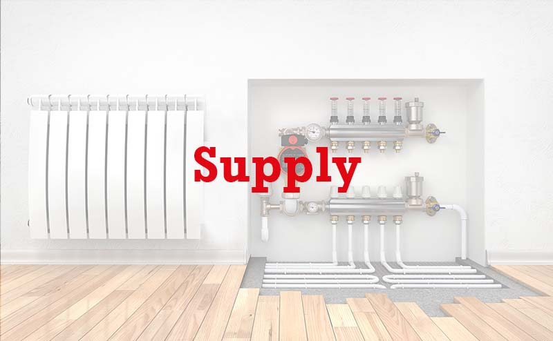 Heating Supply Mobile